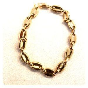 """Stainless Steel   8""""Dressy Bracelet"""